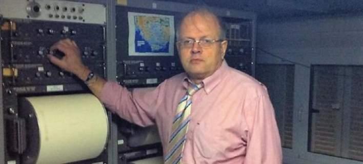 Ναυτική περιπέτεια για τον σεισμολόγο Άκη Τσελέντη