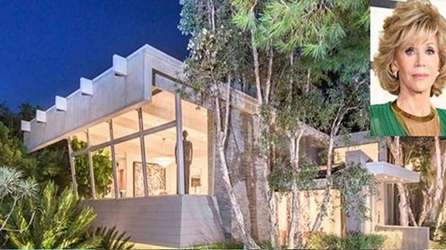 Στα... αζήτητα η έπαυλη της Jane Fonda στο Beverly Hills [photos]