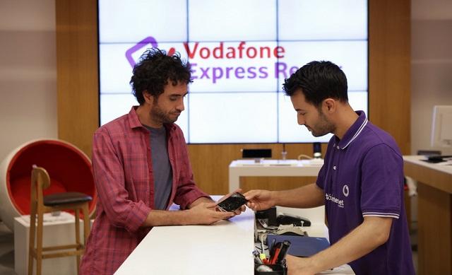 Νέα υπηρεσία Vodafone Express Repair