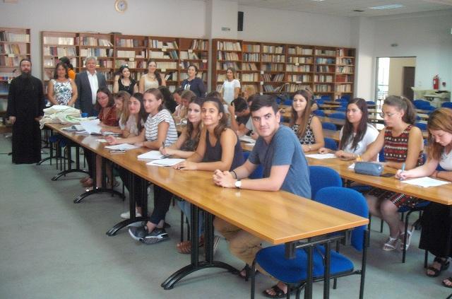 Γέφυρα συνεργασίας η ελληνική γλώσσα