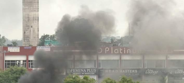 «Γκρεμίζουν» μια ολόκληρη πόλη στην Ινδία για χάρη του γκουρού βιαστή. 12 νεκροί