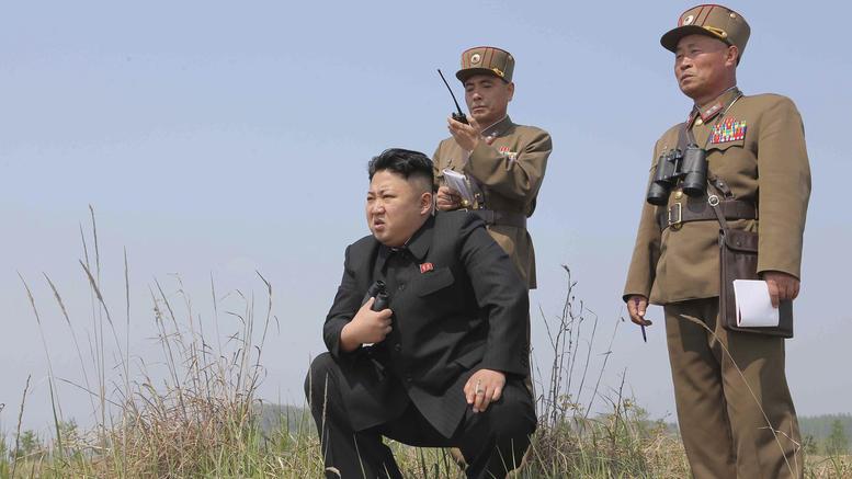 «Τριπλέτα» βαλιστικών πυραύλων εκτόξευσε ο Κιμ Γ.Ουν