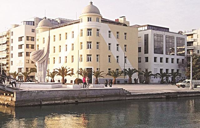 Βολιωτάκια στο Πανεπιστήμιο Θεσσαλίας
