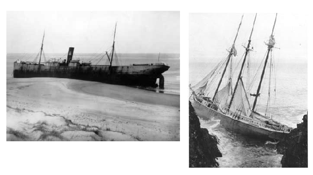 Γρηγόρης Καρταπάνης: Καλοκαιρινά ναυάγια