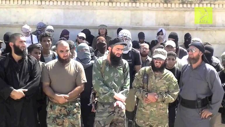 Μερική εκεχειρία στην Συρία