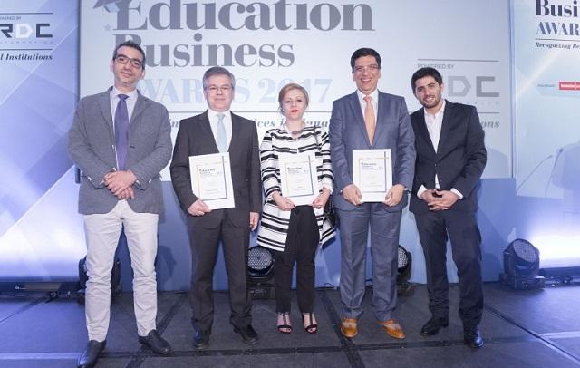 Δύο ακόμη βραβεία εκπαιδευτικής αριστείας στο ΙΕΚ ΑΚΜΗ