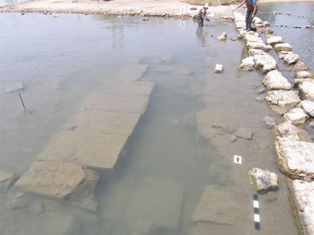 Αποκαλύφθηκε μνημείο που αναφέρει ο Παυσανίας στην «Περιήγηση»