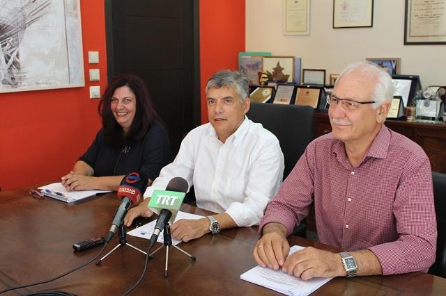 17 έργα ύψους 15 εκατ. € στη Λάρισα ανακοίνωσε ο Περιφερειάρχης