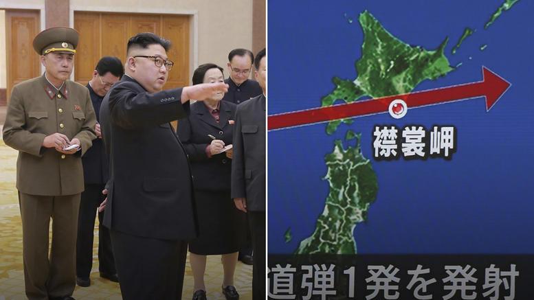 Eκτακτο Συμβούλιο Ασφαλείας του ΟΗΕ για τους «τρελούς» πυραύλους του Κιμ