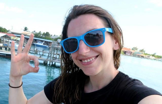 Διάσημη blogger στην Αλόννησο προβάλλει εικόνες του νησιού