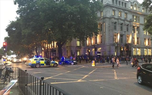 Λονδίνο: Εκκενώθηκε ο σιδηροδρομικός σταθμός Γιούστον