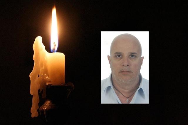 Εσβησε στα 53 του χρόνια ο αυτοκινητιστής Β. Κυριαζής