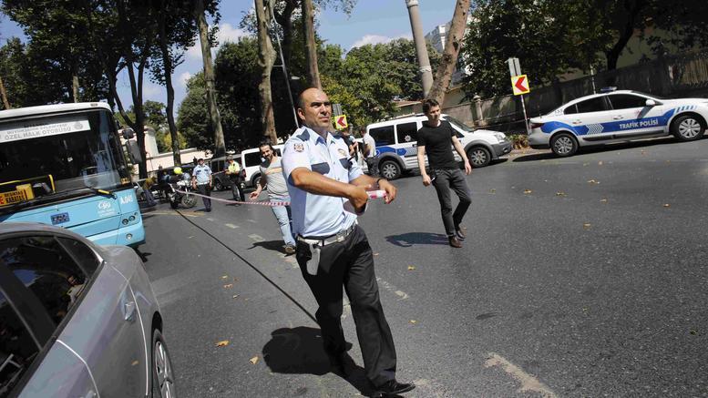 Αρκετοί τραυματίες από την έκρηξη βόμβας στη Σμύρνη