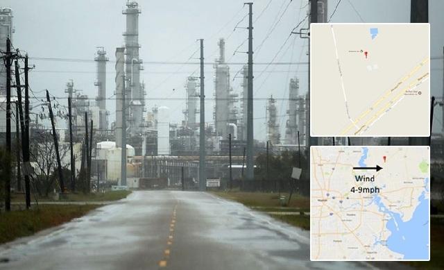 Τέξας: Εξαιρετικά επικίνδυνος ο καπνός από το εργοστάσιο χημικών