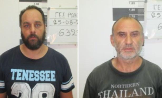 Οι 6 που κατηγορούνται για απάτες 50.000 ευρώ [εικόνες]