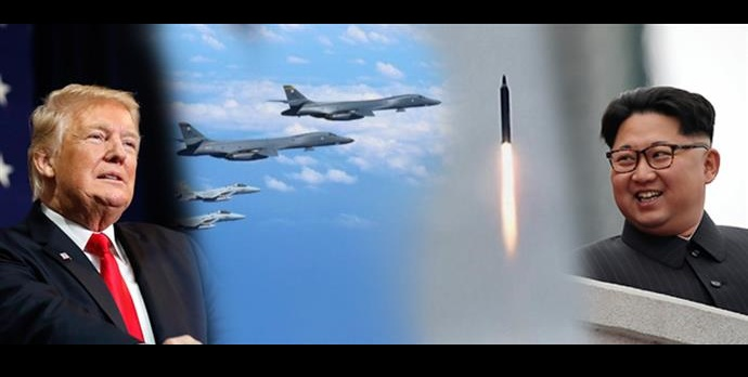 «Τύμπανα πολέμου» από ΗΠΑ και Βόρεια Κορέα