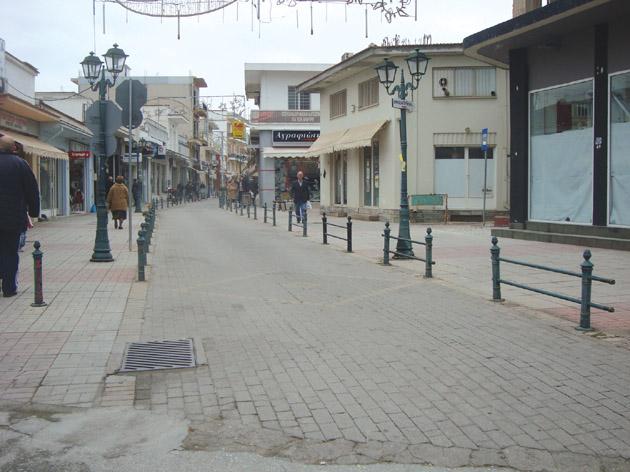 Ημερίδα για την ελληνική οικονομία Από τους επαγγελματίες του Αλμυρού