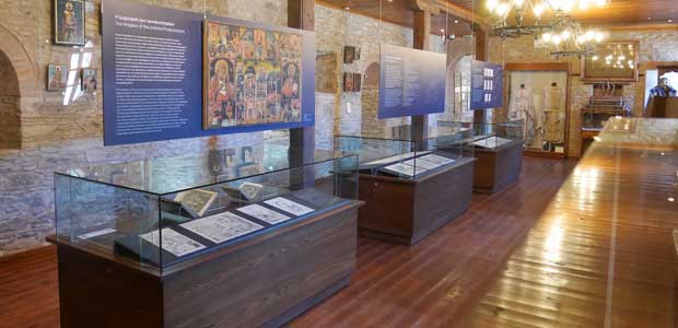 Βυζαντινά κειμήλια στη Σκιάθο