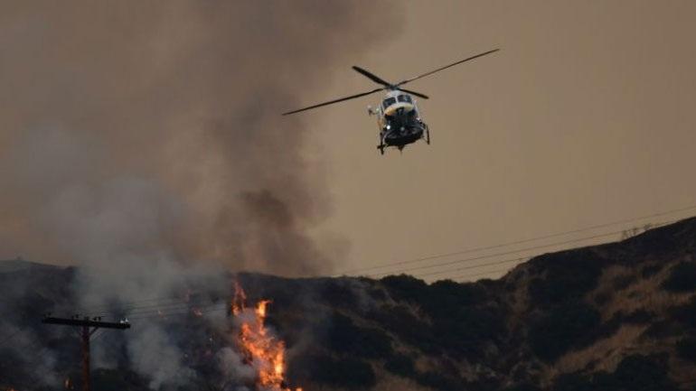 ΗΠΑ: Πρωτοφανής πυρκαγιά στο Λος Άντζελες, εκκενώθηκαν περισσότερα από 500 σπίτια