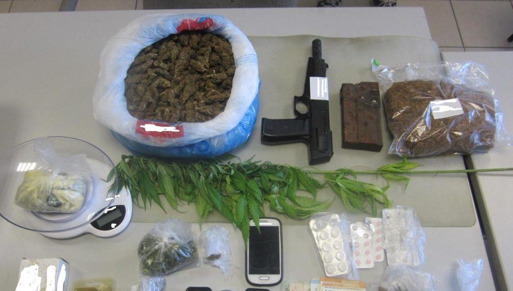 Τρεις συλλήψεις στον Παλαμά Καρδίτσας για ναρκωτικά