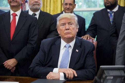 Ο Τραμπ συγκαλεί την ομάδα εθνικής ασφαλείας - «Θα δούμε» εάν θα επιτεθούμε