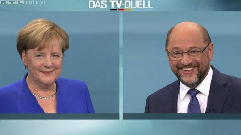 Ο γερμανικός Τύπος για την τηλεμαχία Μέρκελ-Σουλτς