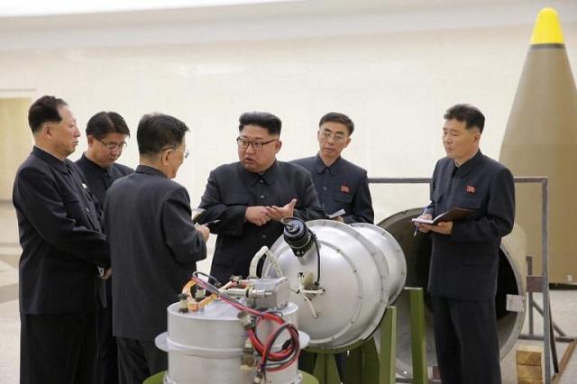Η Βόρεια Κορέα ετοιμάζει νέα εκτόξευση πυραύλου. 50 κιλοτόννοι η ισχύς της βόμβας υδρογόνου