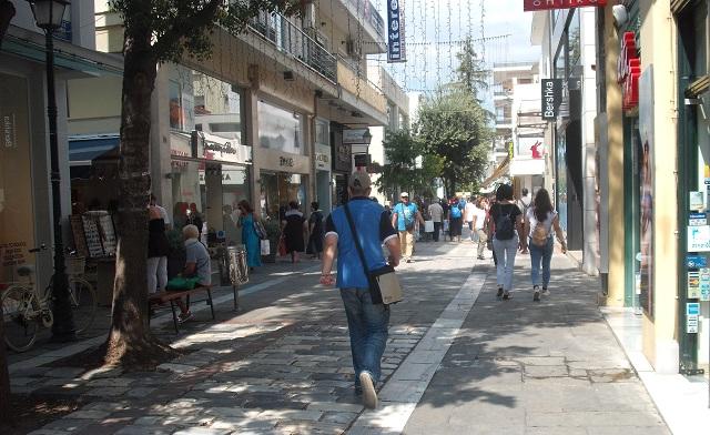 Yποτονική η κίνηση στο τοπικό λιανεμπόριο «δείχνει» έρευνα του Ινστιτούτου Εμπορίου