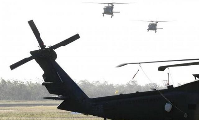 Πιλότος έπεσε από στρατιωτικό ελικόπτερο σε air show στο Βέλγιο