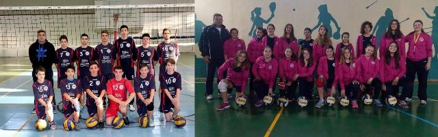 Νέα χρονιά των ακαδημιών volley του ΑΣ Αργώ