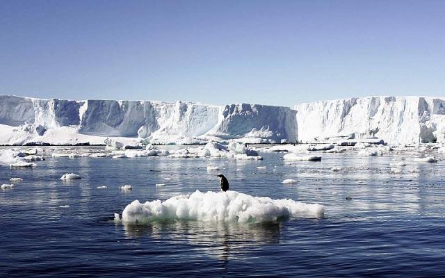Πειράματα στον πυθμένα της Ανταρκτικής