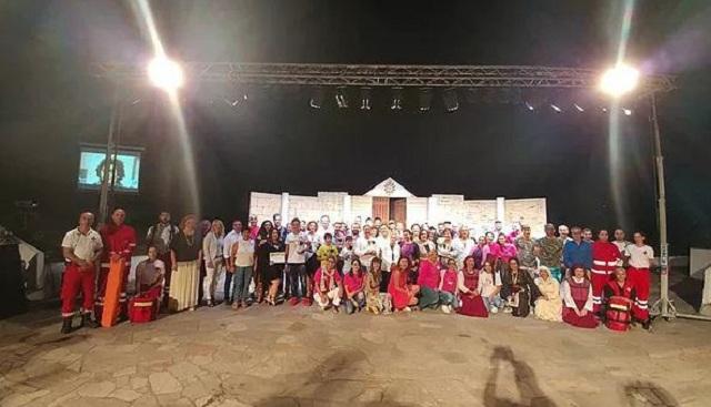 Σάρωσε τα βραβεία η Θρυαλλίδα στο Φεστιβάλ Ερασιτεχνικού Θεάτρου