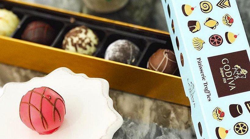 Τέλος στις βελγικές σοκολάτες Γκοντίβα με αλκοόλ έβαλε η νέα τουρκική ιδιοκτησία