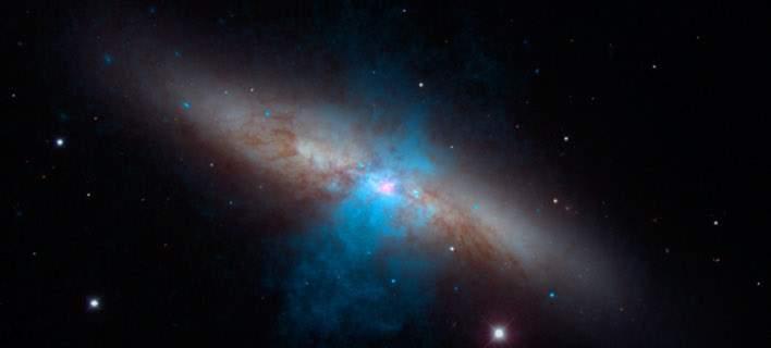 Με τη συμμετοχή Ελληνα επιστήμονα ανακαλύφθηκαν δύο νέα αστέρια που περιστρέφονται σαν σβούρες