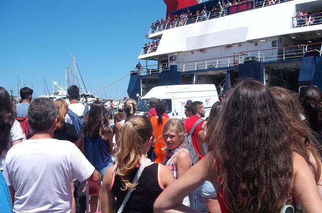 Αύξηση κατά 25% των ταξιδιωτών προς Σποράδες τον φετινό Αύγουστο