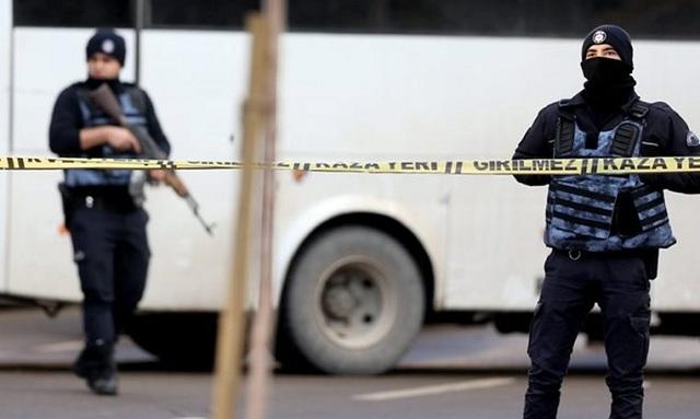 Τουρκία: Αστυνομικοί πυροβόλησαν και σκότωσαν έναν νεαρό που σχεδίαζε επίθεση αυτοκτονίας