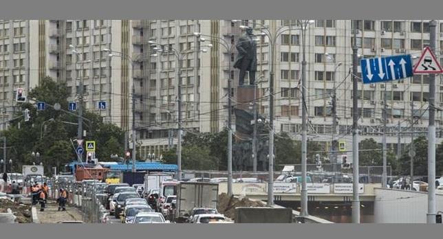 Συναγερμός στην Μόσχα: Εκκενώθηκε ουρανοξύστης