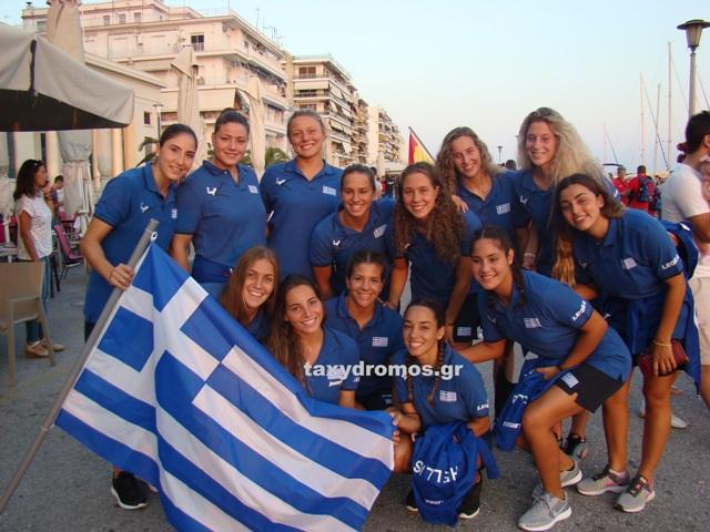 Απέκλεισε την παγκόσμια πρωταθλήτρια η Εθνική Ελλάδος