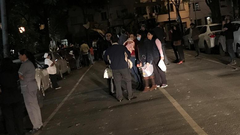 Σεισμός 8,2 ρίχτερ στο Μεξικό, προειδοποίηση για τσουνάμι