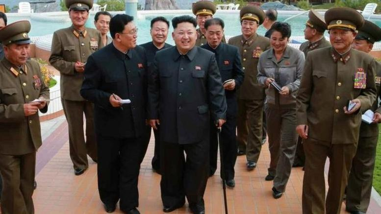 Ο Κιμ γιορτάζει και... ετοιμάζεται για νέα πυρηνική δοκιμή