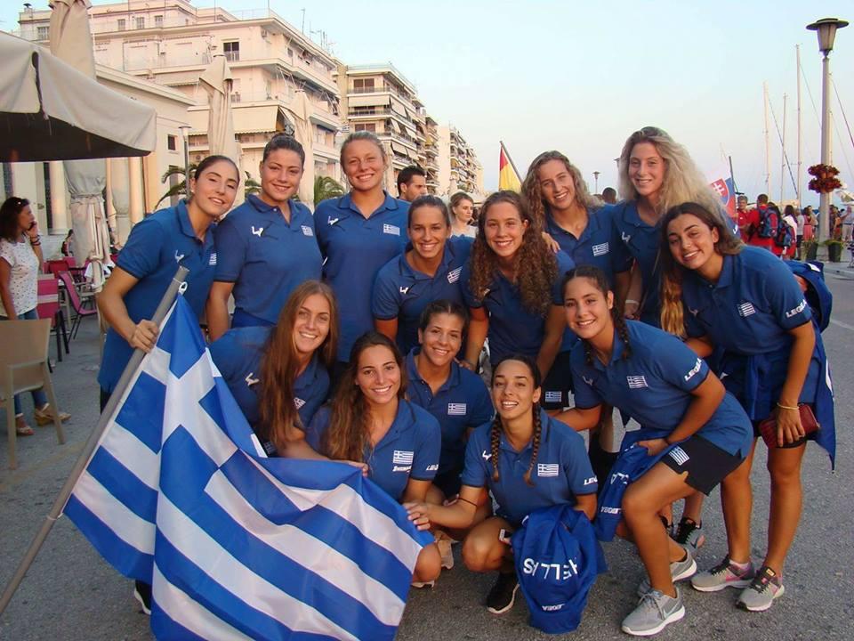 Ασημένια παγκόσμια πρωταθλήτρια η Ελλάδα