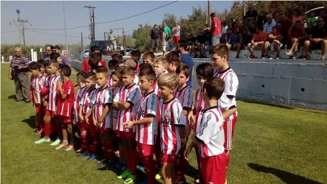 Επενδύει στο μέλλον  η Ακαδημία Ποδοσφαίρου