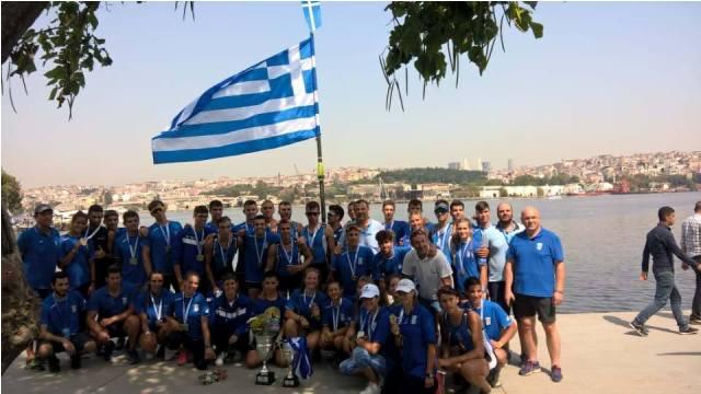 Βαλκανιονίκης η Ελλάδα, με τη συμβολή των Βολιωτών