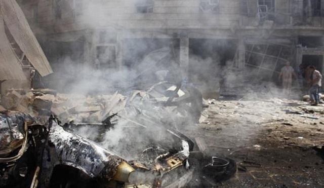 Συρία: Τουλάχιστον 19 άμαχοι νεκροί από αεροπορικές επιδρομές