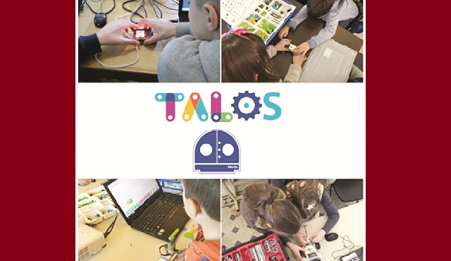 Πανεπιστήμιο Θεσσαλίας και έργο TALOS: Συνεχίζονται με τεράστια επιτυχία τα καινοτόμα εργαστήρια για μαθητές