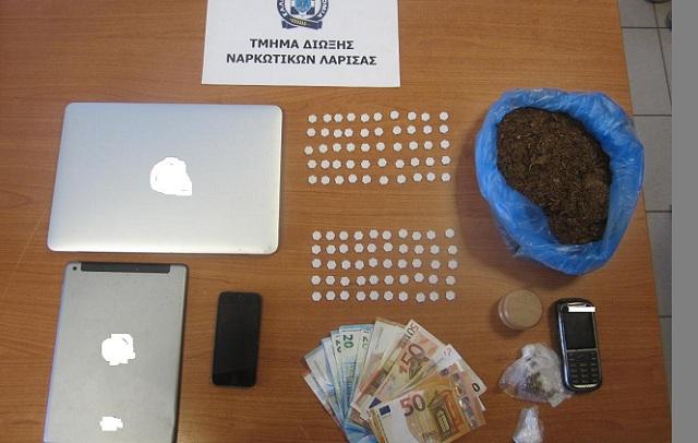 Παρέλαβε φάκελο με ναρκωτικά που στάλθηκε από την Ολλανδία