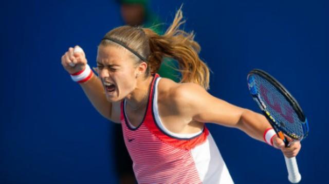 Η Σάκκαρη 82η στην WTA
