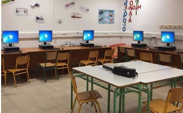 Νέος ψηφιακός εξοπλισμός σε 277 σχολικές μονάδες της Μαγνησίας
