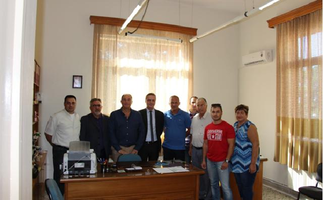 Επέκταση του δικτύου φυσικού αερίου στην Νέα Μεσημβρία Θεσσαλονίκης