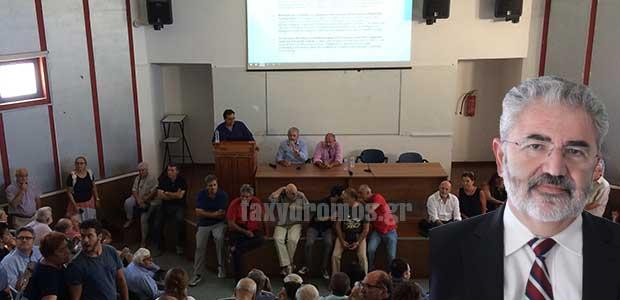 Γ. Πετράκος: «Κάτω τα χέρια από το Πανεπιστήμιο» (vid)
